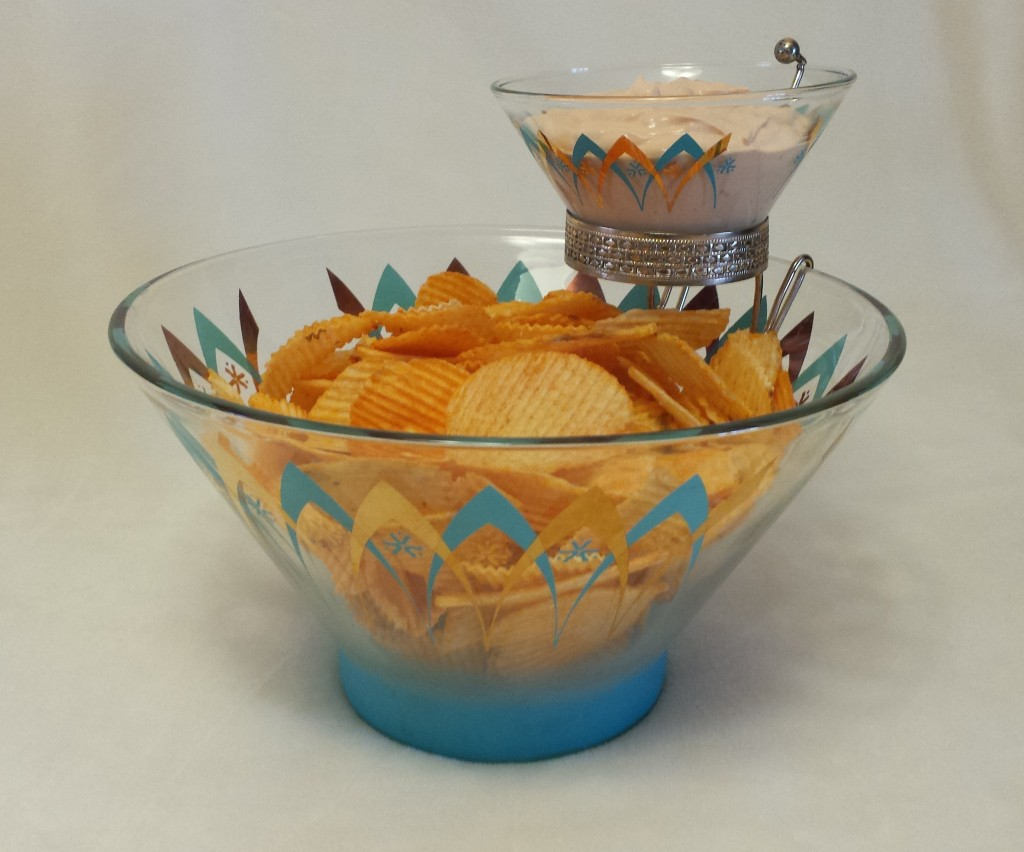Chips and dip use